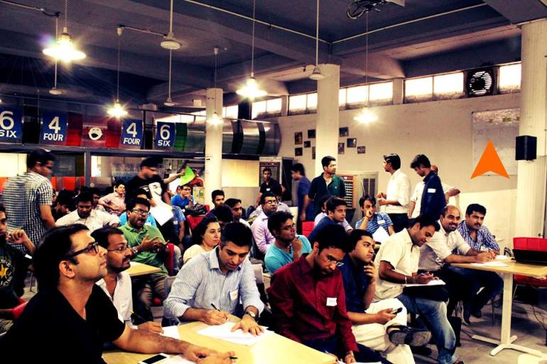 Startup Launchpad Mumbai 2015 by Weekend Ventures from October 10-11, 2015