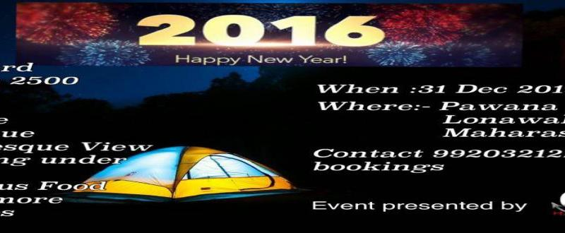 NYE Camping with HappyMates in Maharashtra on December 31, 2015