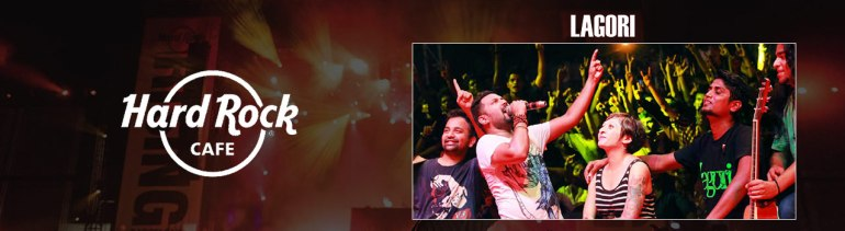 Lagori - Live Music in Hard Rock Cafe, Hyderabad on June 30, 2016
