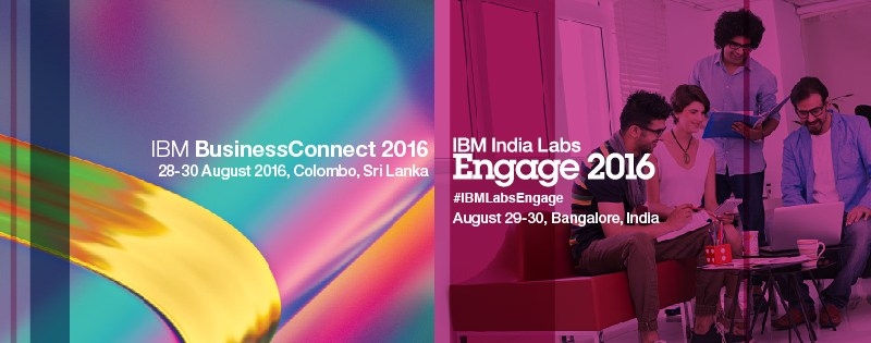 IBM Labs Engage 2016 - Conference in Bengaluru from August 29-30, 2016