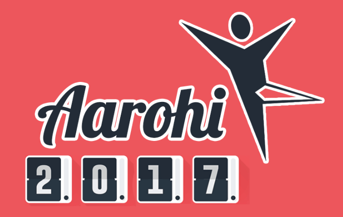 Aarohi 2017 - Cultural Festival in Nagpur from February 24-26, 2017