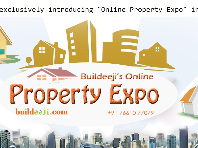 Real & Online Property Show Hyderabad 2016 from November 26-27, 2016