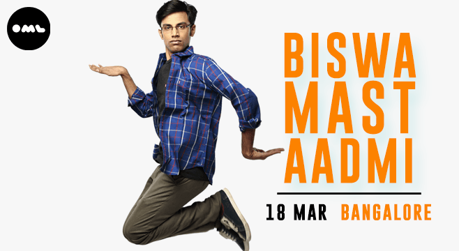 Biswa Mast Aadmi in Chennai on March 25, 2017