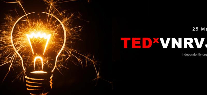 TEDxVNRVJIET in Hyderabad on March 25, 2017