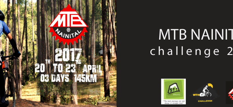 MTB NAINITAL Challenge 2017 in Nainital from April 20-23, 2017