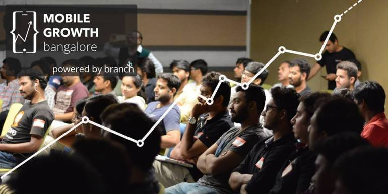 Mobile Growth Bangalore with BookMyShow, Flipkart, Myntra & Little in Bangalore on March 22, 2017