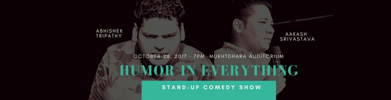 Humor On Everything in Delhi on October 28, 2017