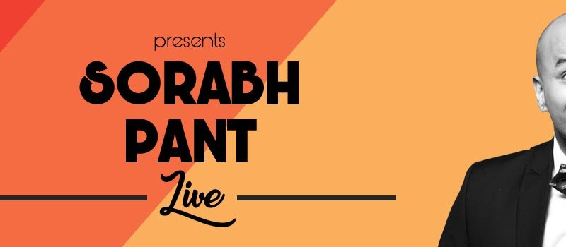 Sorabh Pant Live in Hyderabad on January 26, 2018