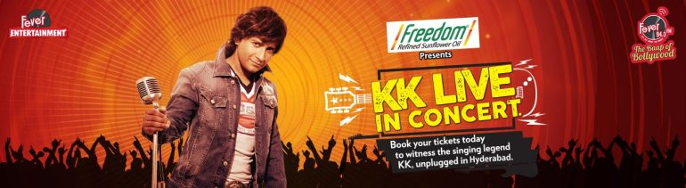 K.K. Unplugged - Live in Concert in Hyderabad on March 17, 2018