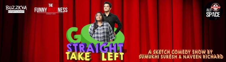 A Comedy Sketch with Sumukhi Suresh and Naveen Richard in Hyderabad