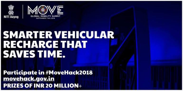 MoveHack - Global Mobility Hackathon in India
