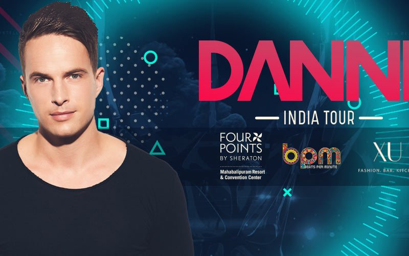 YOLO presents Dannic India Tour in Hyderabad