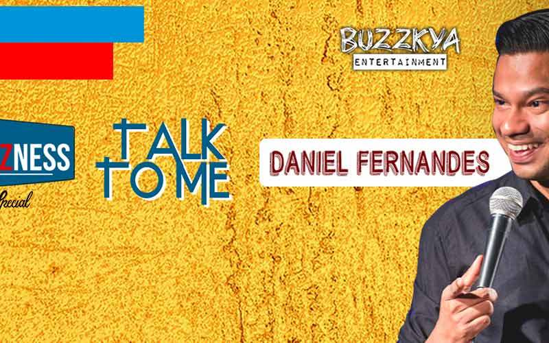 FunnyBuzzness with Talk to Me - Daniel Fernandes