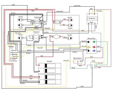 intertherm furnace wiring diagram intertherm image intertherm furnace wiring diagram electric jodebal com on intertherm furnace wiring diagram