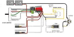 SOLVED: Shadow Kill Pot Wiring Diagram with 2 active  Fixya