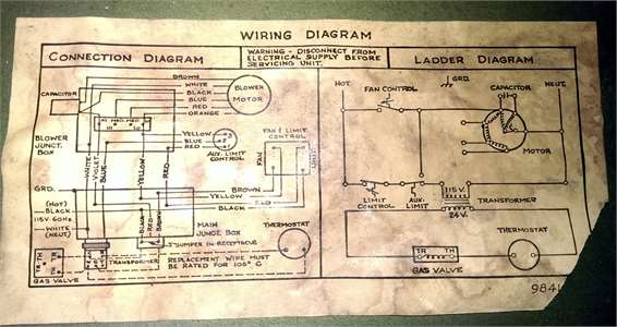 older gas furnace wiring diagram wiring diagram basic gas furnace wiring diagrams diagram and hernes