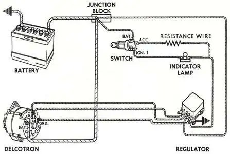 Wiring Diagram For Ford 5000 Tractor – powerking.co