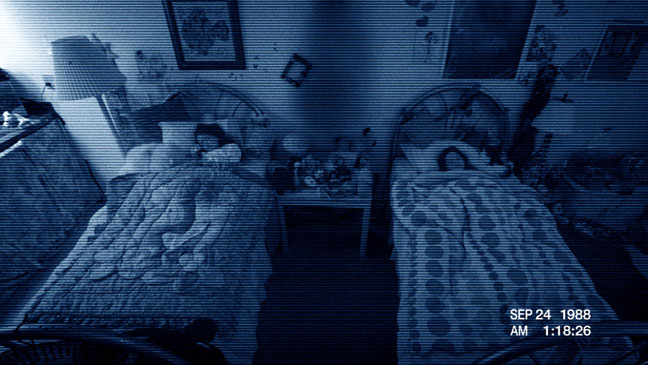 Paranormal Activity 5 Cast