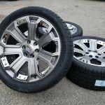 2018 Gmc Yukon Denali Sierra 1500 Chevy Silverado Tahoe Wheels Rims Tires Ck190 Ebay