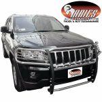 Aries 1052 2 2011 2017 Jeep Grand Cherokee Stainless Grill Brush Guard Push Bar Ebay
