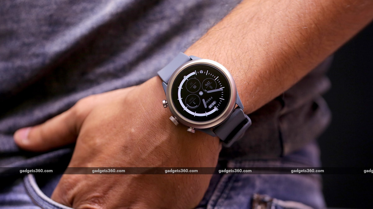 fossil sport smartwatch review ndtv