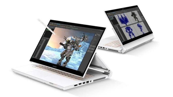 Acer ConceptD Series, Predator Series, TravelMate Series, Swift X Refreshed