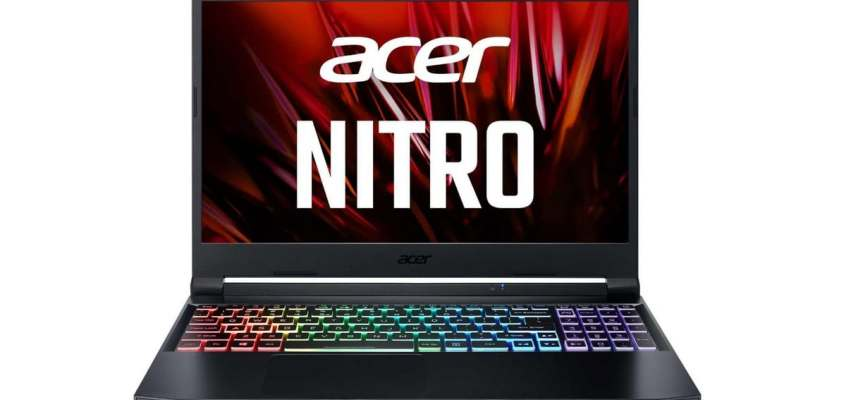 Acer Nitro 5 With Ryzen 5 5600H, Up to Nvidia GeForce RTX 3060 GPU Launched
