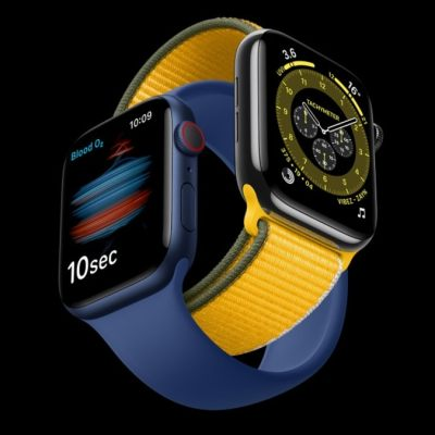 Apple Watch May Get Blood Pressure, Glucose, Alcohol Level Monitor