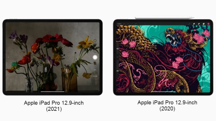 iPad Pro 12.9 (2021) vs iPad Pro 12.9 (2020): Compared   Latest News Live   Find the all top headlines, breaking news for free online April 24, 2021