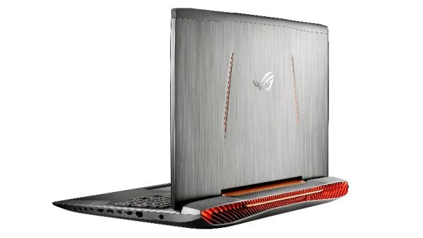 Asus Launches New ROG Laptops With Nvidia GeForce GTX 10-Series GPUs in India