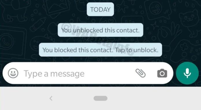 Whatsapp - வாட்ஸ்அப்பில் உங்களை Block செய்தது யார்?