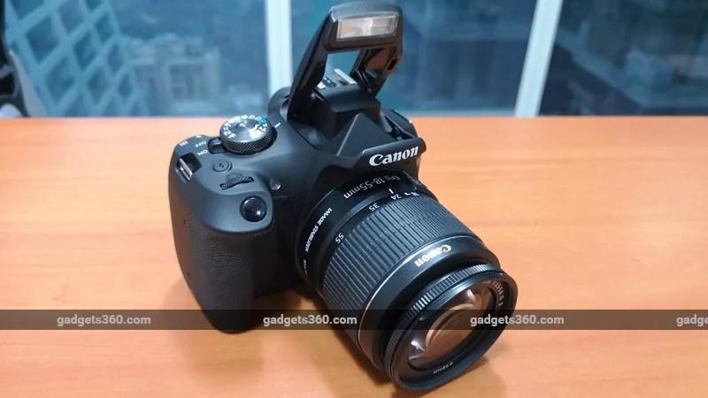 Canon EOS 1500D top ndtv canon