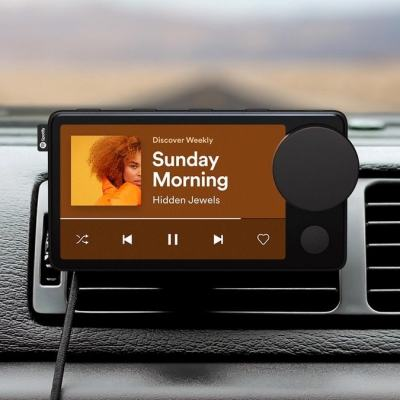 Spotify Car Thing In-Car Accessory Is Free for a Limited Time: See Details