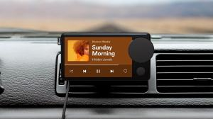 Spotify Car Thing car accessories offer touch screen controls, voice commands;  Free limited time