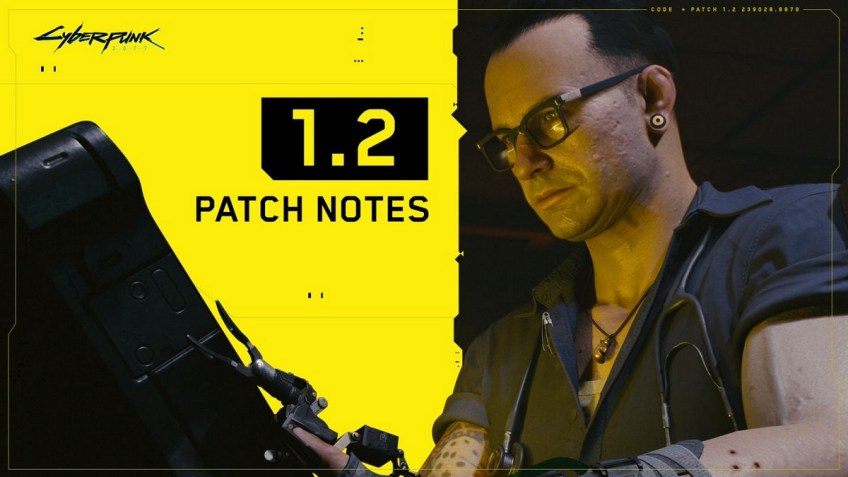 Cyberpunk 2077 Patch 1.2 Released: Check Out Fixes and Improvements