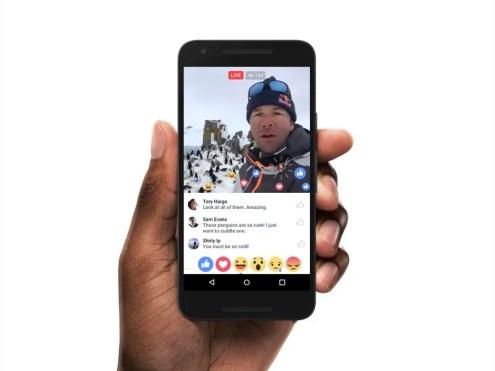 Facebook Live Video Is Coming Soon to Desktops
