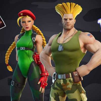 Fortnite Will Soon Get Two New Street Fighter Skins — Guile and Cammy