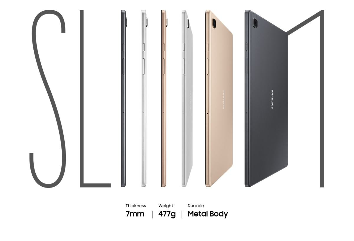 Galaxy Tab A7 B2C Design LTE PC slim