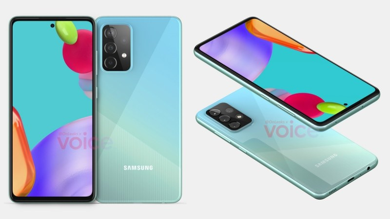 Image result for galaxy a52 camera