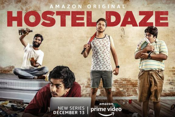 Image result for hostel daze