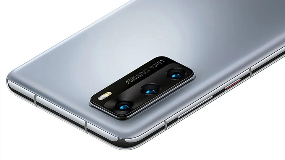 50MP प्राइमरी कैमरे व किरिन 990 प्रोसेसर के साथ Huawei P40 4G लॉन्च, जानें कीमत