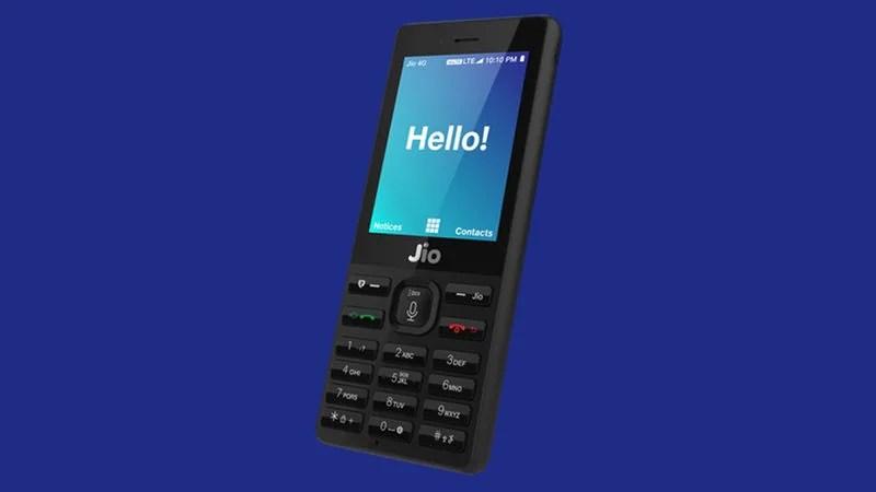 Jio Phone Jio Phone Bookings Online Offline