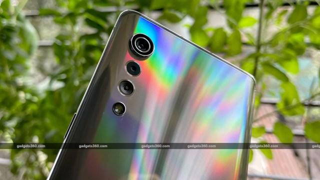 LG Velvet review cameras gadgets360 LG Velvet Review