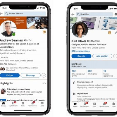 LinkedIn Shows Off Clubhouse-Like Service Within Its App