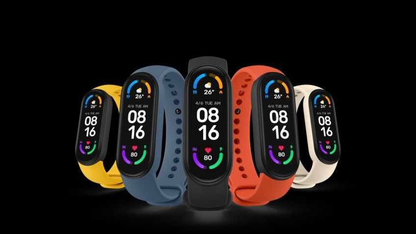 Mi Smart Band 6 is Getting New Sleep Breathing Quality Monitoring Feature