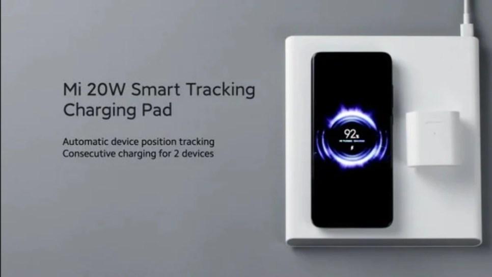 Mi wireless charging pad gizchina Mi charger