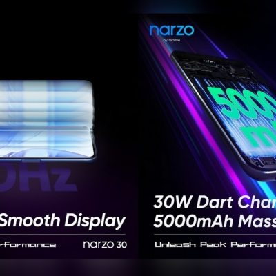 Realme Narzo 30 Specifications Teased Ahead of May 18 Launch