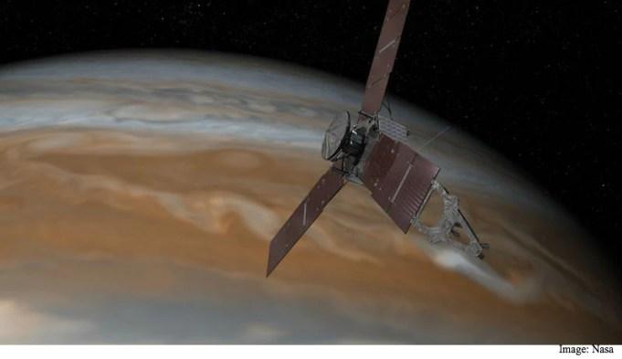 Image result for NASA delays plan to put Juno closer to Jupiter