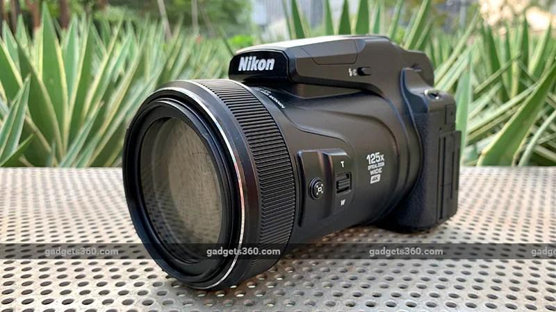 Nikon Coolpix P1000 front ndtv nikon