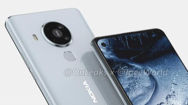 Nokia 7.3 Leaked Renders Tip Quad Rear Cameras, Fingerprint Sensor | Technology News